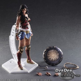 [PRE-ORDER] DC Universe Play Arts Kai Wonder Woman