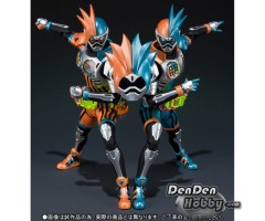 [PRE-ORDER] S.H.Figuarts Kamen Rider EX-AID Double Action Gamer Level XX LR Set