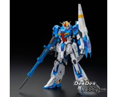[PRE-ORDER] Mobile Suit Gundam RG 1/144 ZETA GUNDAM RG LIMITED COLOR Ver.
