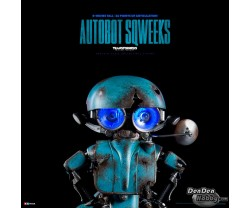 [PRE-ORDER] Transformers The Last Knight - AUTOBOT SQWEEKS 1/6 Figure Retail Edition