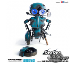 [PRE-ORDER] Transformers The Last Knight - AUTOBOT SQWEEKS 1/6 Figure Bambaland Exclusive