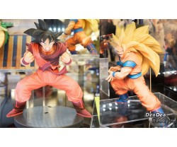 [PRE-ORDER] Dragon Ball Super Son Goku FES!! Stage 3 Kaioken & Super Saiyan 3 Set of 2