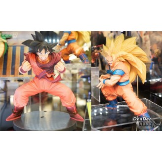 [IN STOCK] Dragon Ball Super Son Goku FES!! Stage 3 Kaioken & Super Saiyan 3 Set of 2