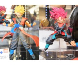 [PRE-ORDER] Dragon Ball Heroes DXF 7th Anniversary Beat Super Saiyan God+Son Goku Xeno Set
