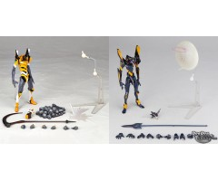 [PRE-ORDER] Revoltech Evangelion Evolution EV-004 EVA Mark.09+EV-003 EVA Mark.06 set of 2