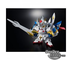 [PRE-ORDER] LEGEND BB VERSAL KNIGHT GUNDAM METALLIC