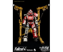 [PRE-ORDER] Fallout 4 1/6 T-51 Power Armor - Nuka Cola Armor Pack