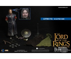 [PRE-ORDER] The Lord of the Rings Boromir (Sculpted Hair)