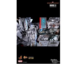 [PRE-ORDER] Iron Man - 1/6th scale Mark II Diecast Collectible Figure [with Special Edition Bonus Part]