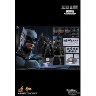 [PRE-ORDER] Justice League - Batman (Tactical Batsuit Version) 1/6 Figure
