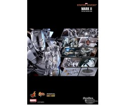 [PRE-ORDER] Iron Man - 1/6th scale Mark II Diecast Collectible Figure