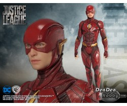 [PRE-ORDER] DC Universe Artfx+ Justice League Flash 1/10 Figure