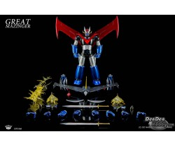 [IN STOCK] Diecast Figure Series DFS066 Great Mazinger