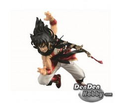 [PRE-ORDER] Dragon Ball SCULTURES YAMCHA FIGURE RED HOT COLOR VER