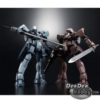 [PRE-ORDER] MOBILE SUIT GUNDAM IRON-BLOODED ORPHANS HG 1/144 GRAZE GROUND TYPE TWIN SET