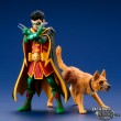 [PRE-ORDER] DC Universe ARTFX+ Super Sons Robin & Ace the Bat-Hound 1/10 Figure Set of 2
