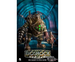 [PRE-ORDER] BIOSHOCK Big Daddy & Little Sister 1/6 Figure Set