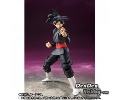 [PRE-ORDER] S.H.Figuarts Dragon Ball Super Goku BLACK Rose