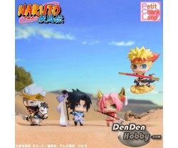 [PRE-ORDER] Petit Chara Land NARUTO - Naruto: Shippuden seven groups to aim for India! Journey to the West