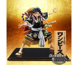 "[PRE-ORDER] Portrait.Of.Pirates One Piece ""KABUKI EDITION"" Monkey D Luffy [Replay]"