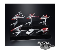 [PRE-ORDER] MECHA COLLECTION ULTRAMAN SERIES SCIENCE SPECIAL SEARCH PARTY SET [EXTRA FINISH]