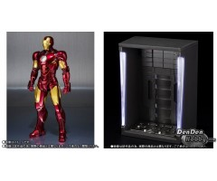 [PRE-ORDER] S.H.Figuarts Iron Man Mark 4+Hall of Armor Box Set