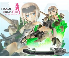 [PRE-ORDER] Frame Arms Girl Gourai -Session Go!!-