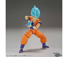 [PRE-ORDER] Dragon Ball Figure-rise Standard Super Saiyan God Super Saiyan Son Goku