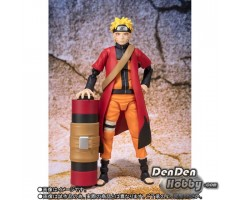 [PRE-ORDER] S.H.Figuarts Uzumaki Naruto Sennin Mode Advanced Version