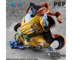 [PRE-ORDER] Portrait.Of.Pirates One Piece SA-MAXIMUM Knight of the Sea Jinbe