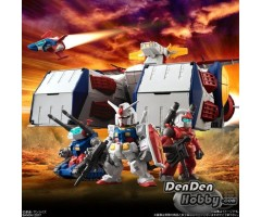 [PRE-ORDER] Mobile Suit Gundam FW CONVERGE WHITE BASE & CONVERGE:CORE V Operation set