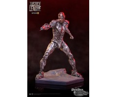 [PRE-ORDER] Art Scale 1/10 CYBORG - Justice League
