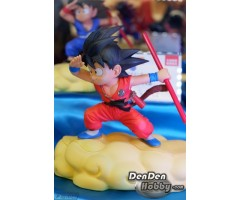 [PRE-ORDER] DRAGON BALL Go! Flying Nimbus! Son Goku Childhood Orange