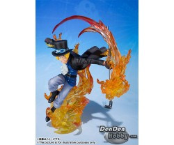 [PRE-ORDER] Figuarts Zero One Piece Sabo Fire Fist