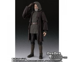 [PRE-ORDER] S.H.Figuarts Star Wars Luke Skywalker (THE LAST JEDI) Action Figure