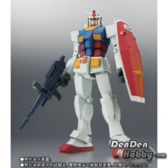 [PRE-ORDER] THE ROBOT SPIRITS <SIDE MS> RX-78-2 GUNDAM ver. A.N.I.M.E. -FIRST TOUCH 2500-