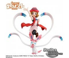 [PRE-ORDER] GEM Series Pokemon Pocket Monsters Selena & Sylveon