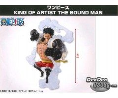 [PRE-ORDER] One Piece King of Artist The Bound Mam Luffy
