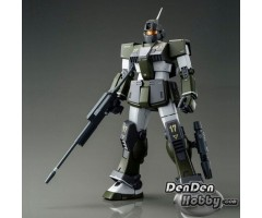 [PRE-ORDER] MOBILE SUIT GUNDAM MSV MG 1/100 RGM-79SC TENNETH A. JUNG'S GM SNIPER CUSTOM