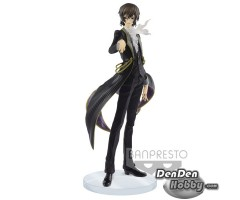 [PRE-ORDER] CODE GEASS EXQ FIGURE Lelouch Lamperouge
