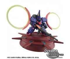 [PRE-ORDER] GUNDAM Mobile Suit MS ENSEMBLE EX05 ZANNECK