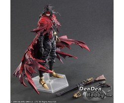 [PRE-ORDER] Dirge of Cerberus: Final Fantasy VII Play Arts Kai Vincent Valentine