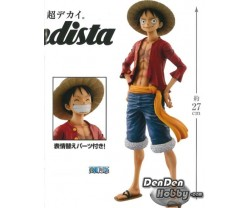 [PRE-ORDER] ONE PIECE GRANDISTA THE GRANDLINE MEN MONKEY D LUFFY