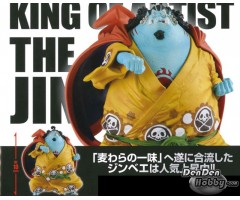 [PRE-ORDER] ONE PIECE  KING OF ARTIST THE JINBE