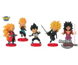 [PRE-ORDER] SUPER DRAGON BALL HEROES WORLD COLLECTIBLE FIGURE VOL.2 Set of 5