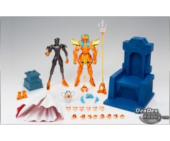 [PRE-ORDER] Saint Cloth Myth EX Emperor Poseidon Imperial Sloan (Throne) Set