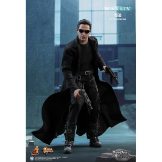 [PRE-ORDER] MMS466 The Matrix Neo 1/6 Figure