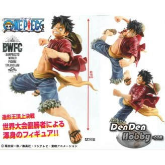 [PRE-ORDER] ONE PIECE WORLD FIGURE COLOSSEUM SPECIAL Monkey D. Luffy