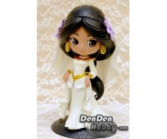 [PRE-ORDER] DISNEY CHARACTERS Q POSKET JASMINE Normal Color Version