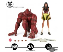 [PRE-ORDER] PAUL POPE'S THB + HR WATSON COLLECTIBLE SUPER SET